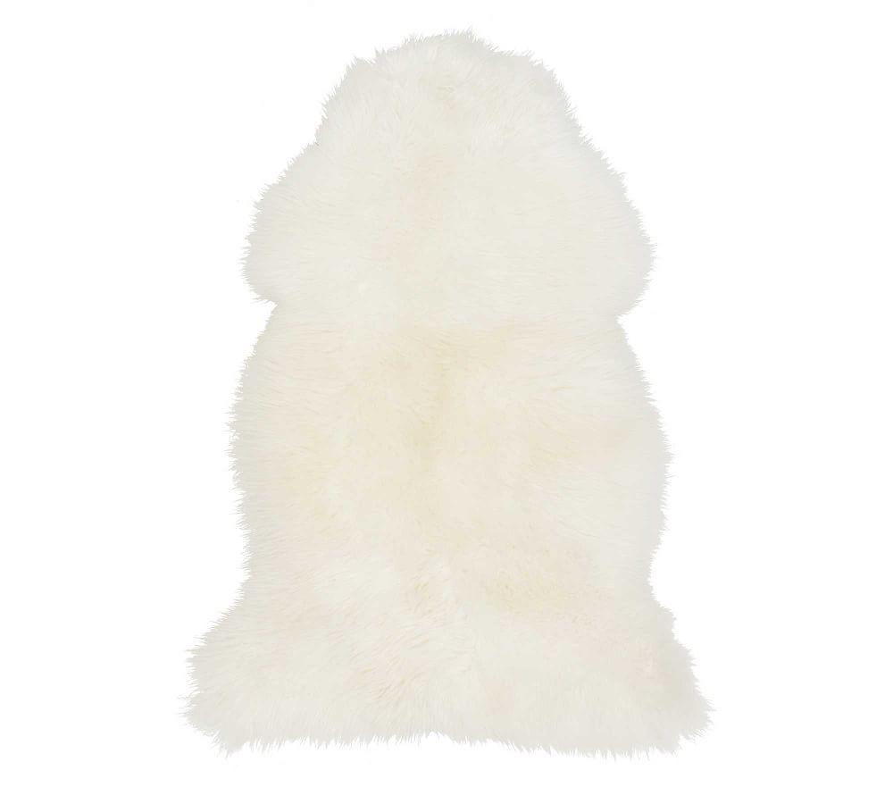 Sheepskin Rug, 2' x 3'