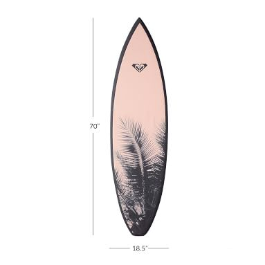 Roxy Surfboard Pinboard, Pink/Multi