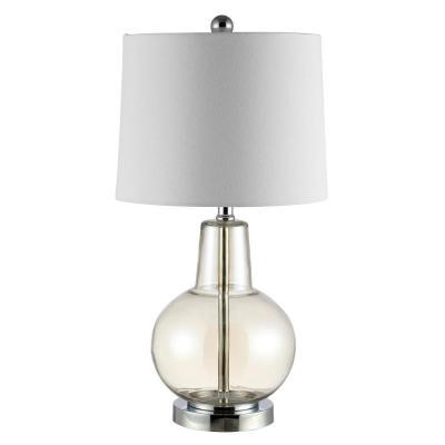Safavieh Atlas 24 in. Luster Glass Table Lamp