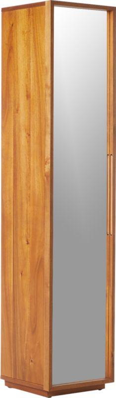 Reflection Acacia Bath Cabinet