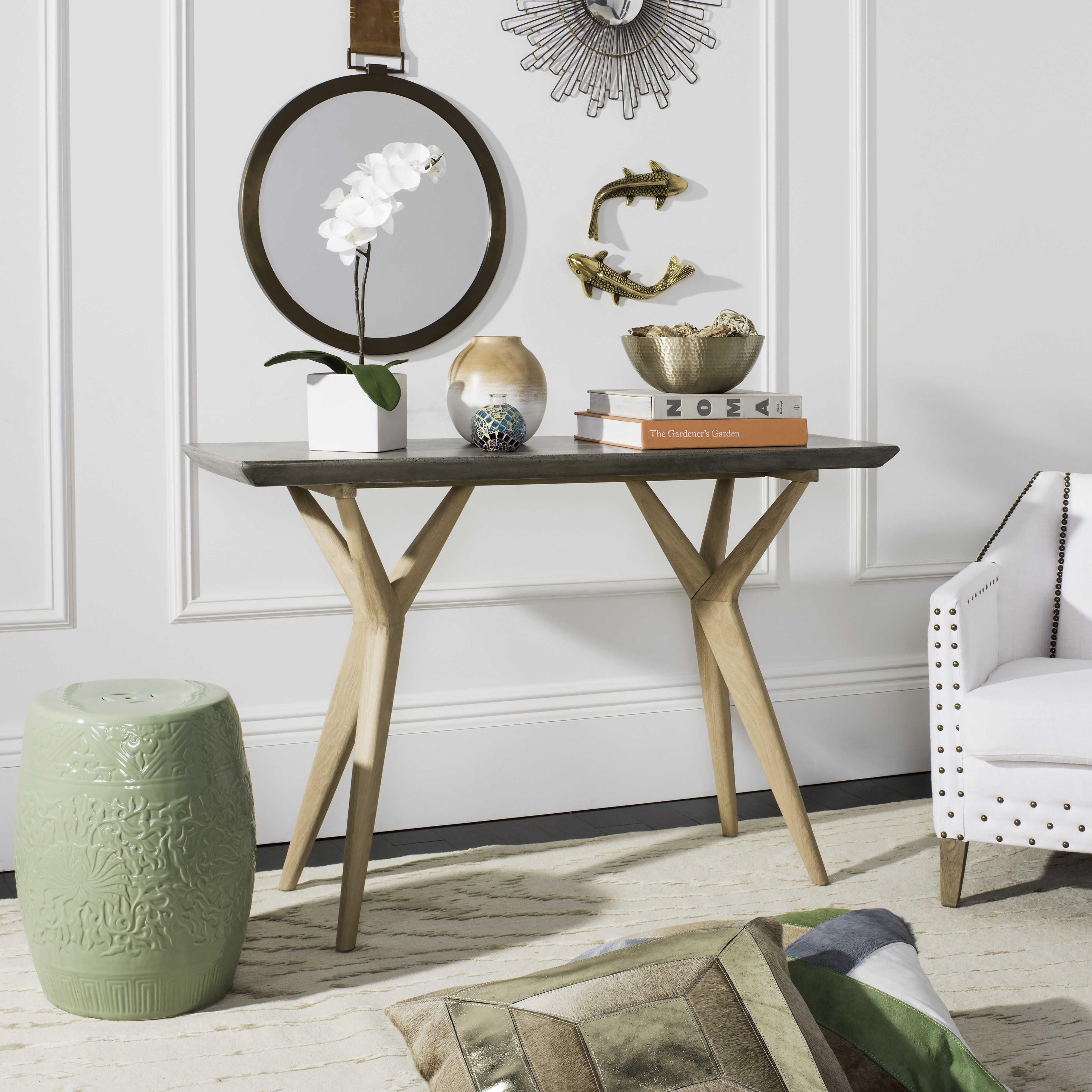 Greger Console Table