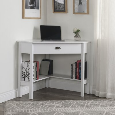 Dululu Triangle Corner Desk Wayfair