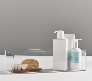 Functional Nursery Acrylic Storage, Diaper Caddy