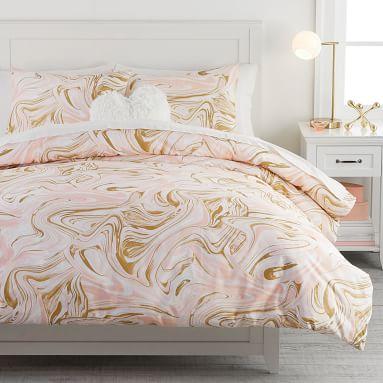 """Fluffy Heart Lumbar Pillow, 16"""" x 12"""", White"""