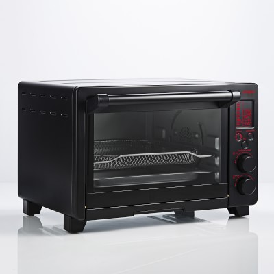CRUXGG NEFI 6-Slice Digital Toaster Oven with Air Frying