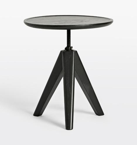 Foss Adjustable Side Table