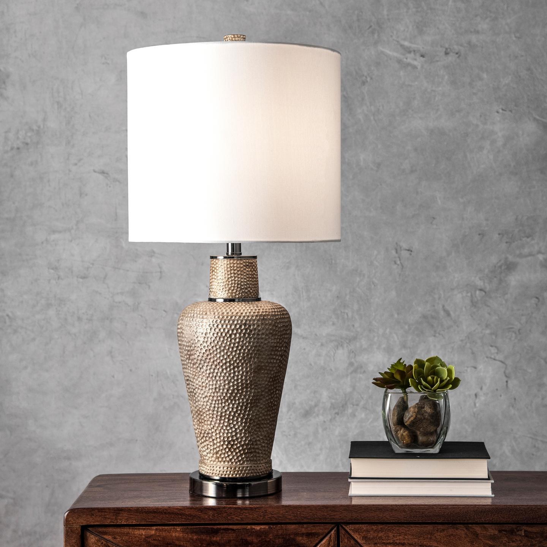 """Pasadena Metal Table Lamp, 32"""""""