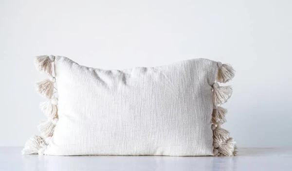 """Neva Lumbar Pillow, 24"""" x 16"""""""