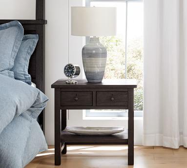 Hadley Ceramic Table Lamp, Small