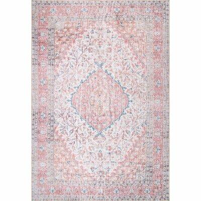Waldrop Pink Area Rug Wayfair