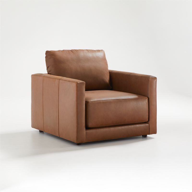 Gather Leather Chair