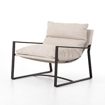 Outdoor Aluminum Sling Chair