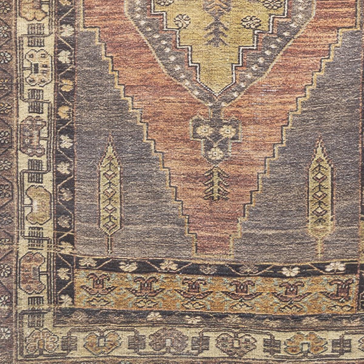 """Antiquity - AUY-2302 - 2'7"""" x 7'3"""""""