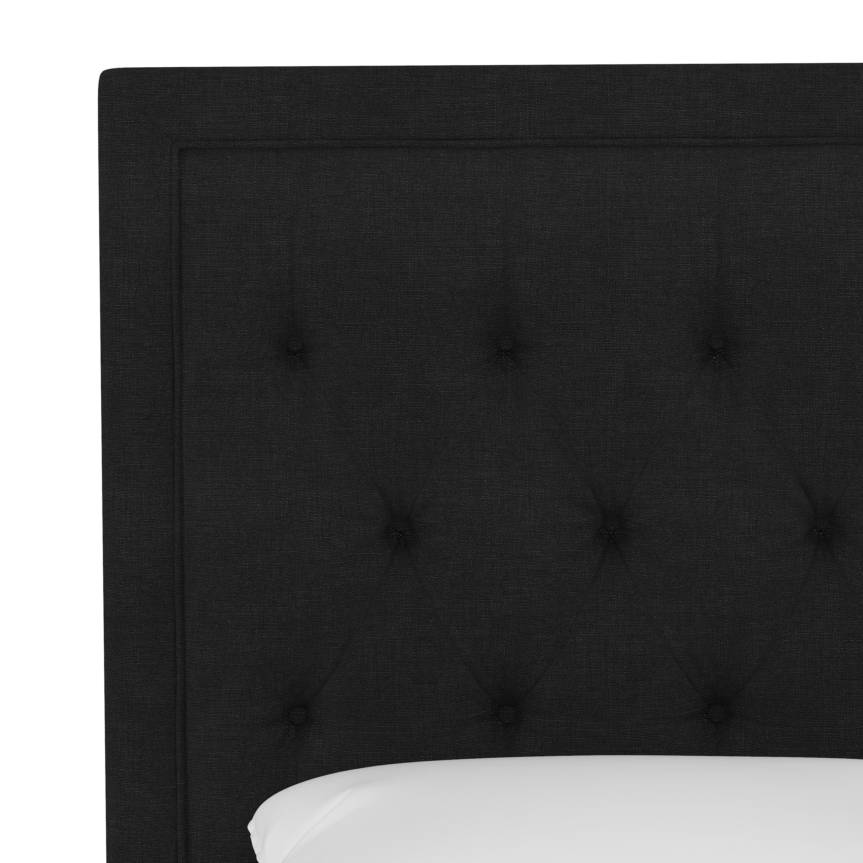 Lafayette Bed, Twin, Caviar