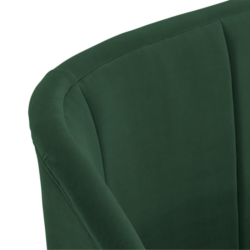 Ava Emerald Queen Bed