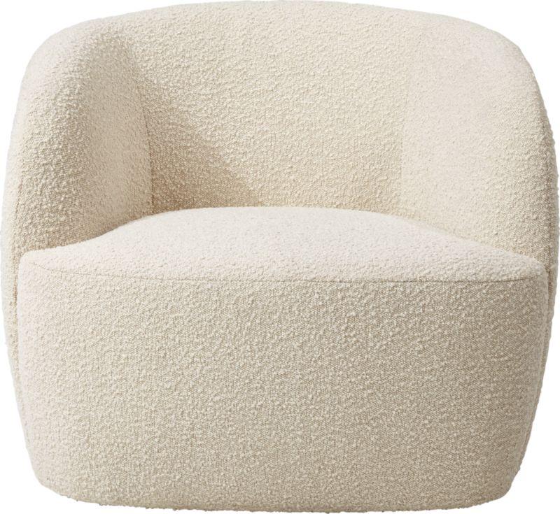 Gwyneth Boucle Chair