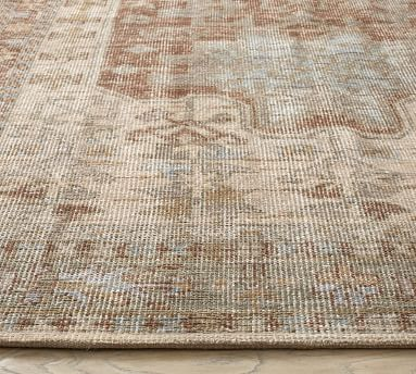 Arlet Hand-Knotted Wool Rug, 5 x 8', Multi