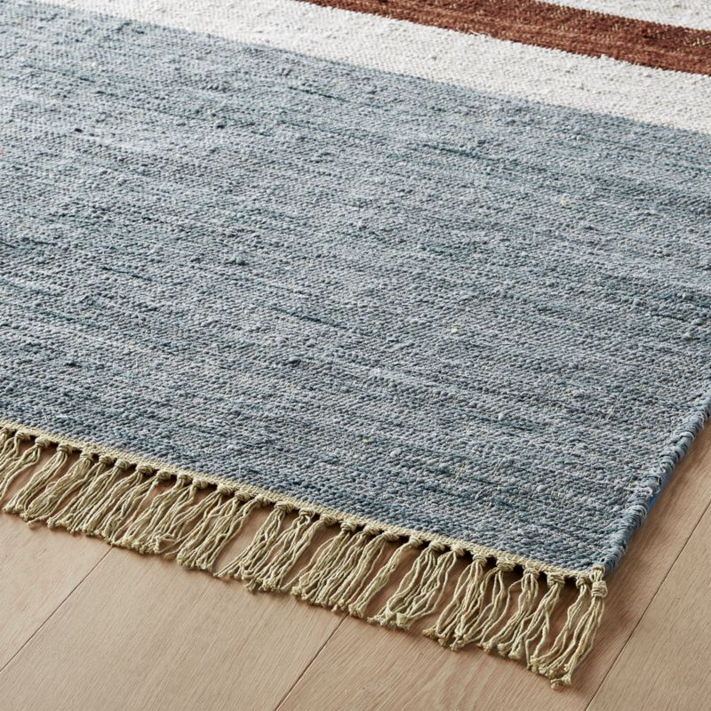 Array Handwoven Recycled Rug 6'x9'
