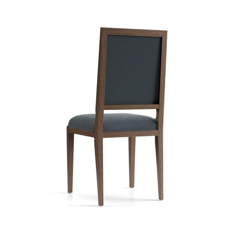 Sonata Velvet Handpainted Dining Chair