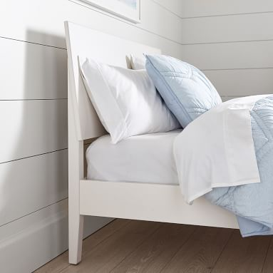 Quinn Bed, Queen, Natural, In-Home