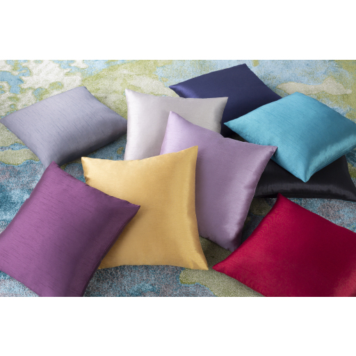 Solid Luxe - Pillow Shell with Down Insert