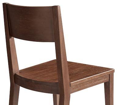 Menlo Wood Dining Chair, Montauk White