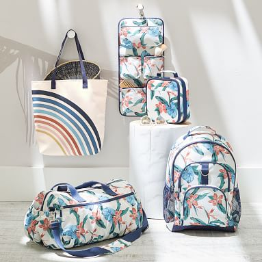 Roxy Sun Soaked Floral Gear-Up Classic Recycled Lunch Bag