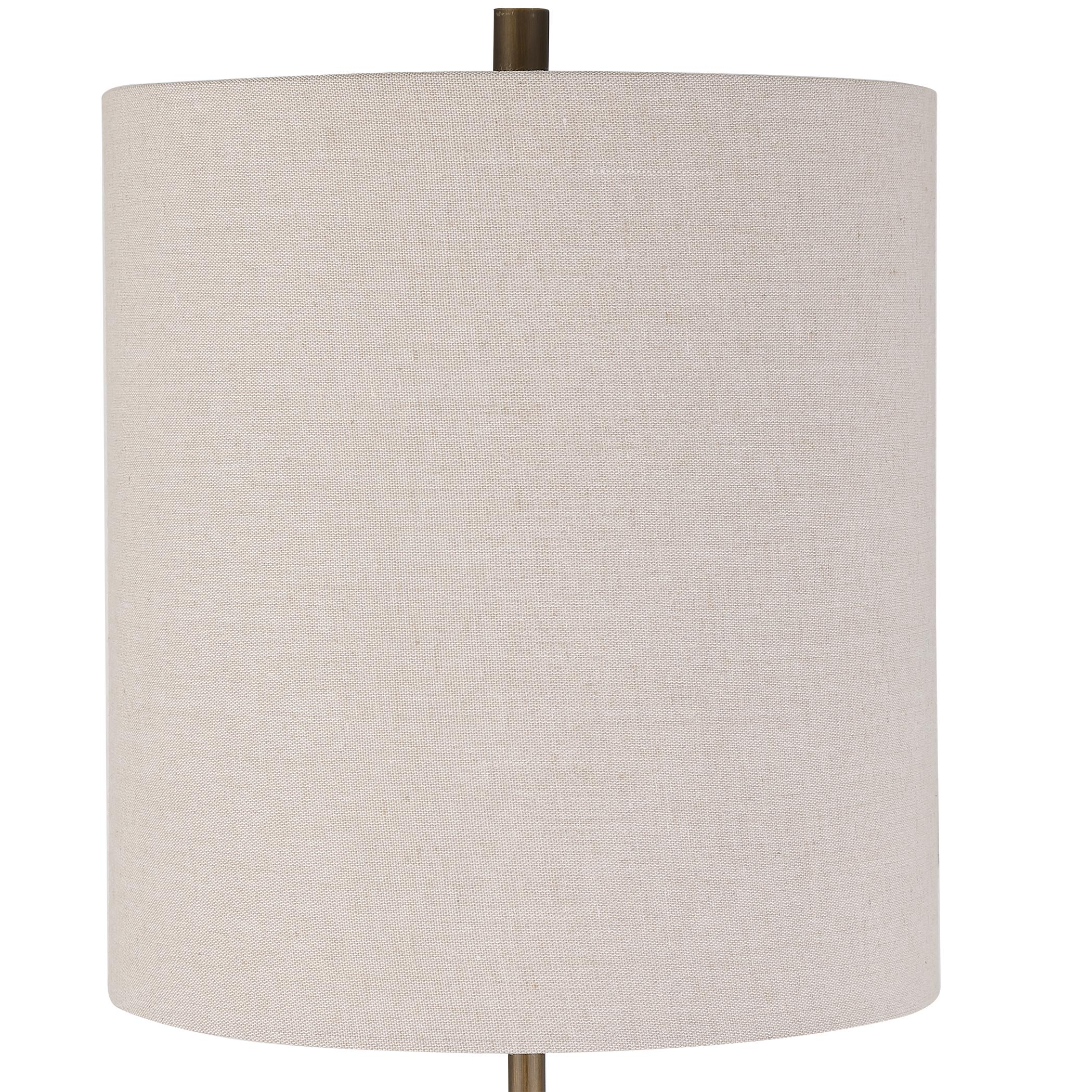 Aurum Gold Buffet Lamp