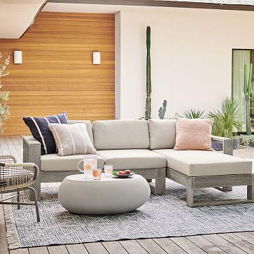 Reflected Diamnd Indoor/Outdoor Rug, 3'x5', Iron