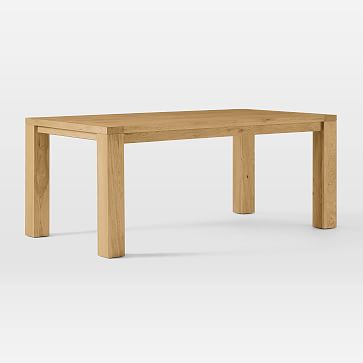 "Tahoe 72"" Dining Table, Natural Oak, Oak"