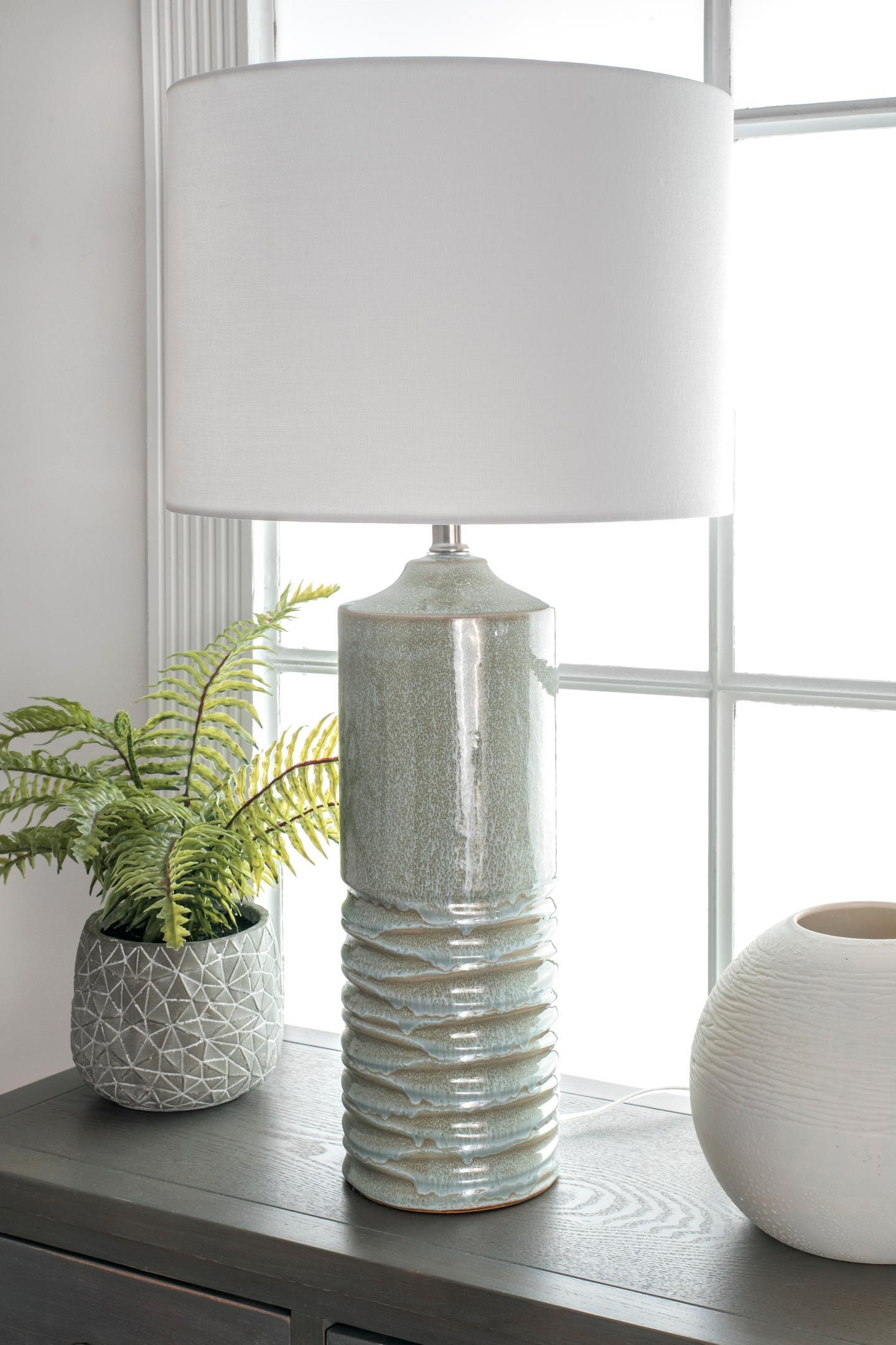 """Arlington Ceramic 10"""" Table Lamp"""