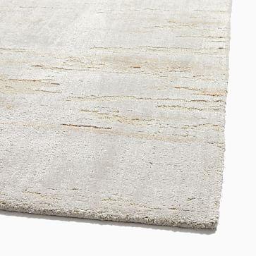 Leora Rug, 8'x10', Frost Gray