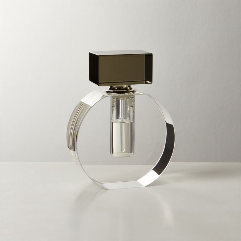 Celine Clear Circle Perfume Bottle