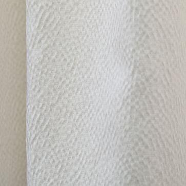 "Ripple Jacquard Curtain, Gray Fog, 48""x84"""