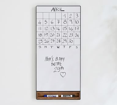 Trenton 3-Piece Essential Organization Set with Calendar
