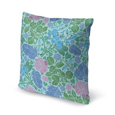 Abra Floral Pillow Wayfair