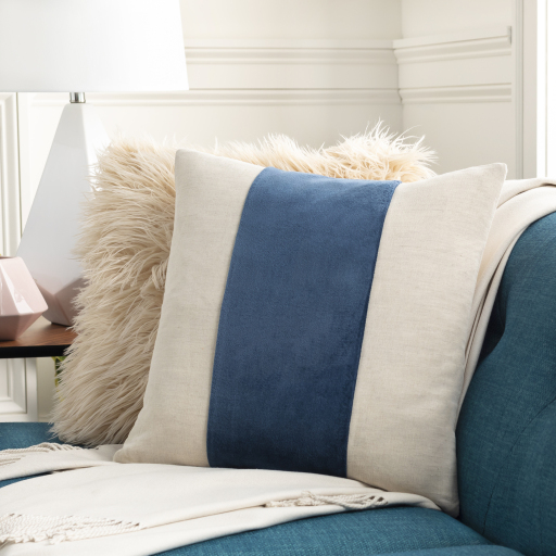"""Moza, 18"""" Pillow with Down Insert"""