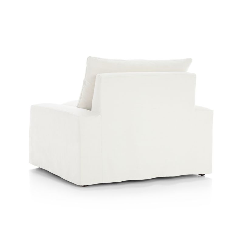 Ever Slipcovered Chair