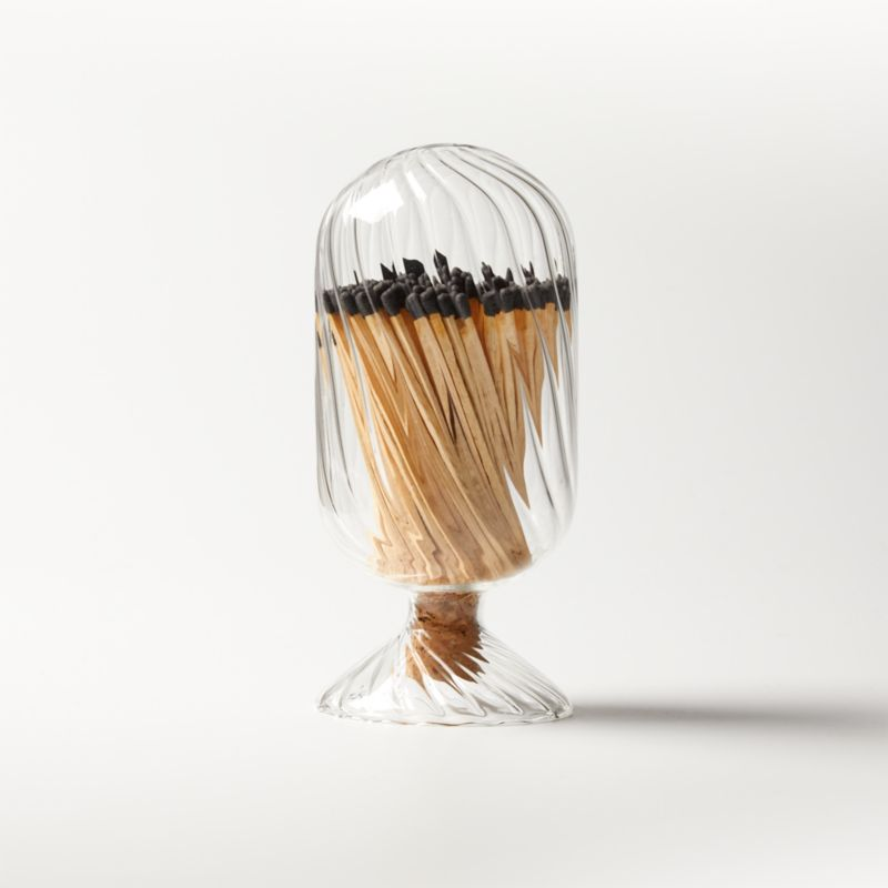 Cloche with Matches