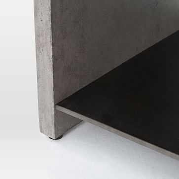 Industrial Concrete Coffee Table