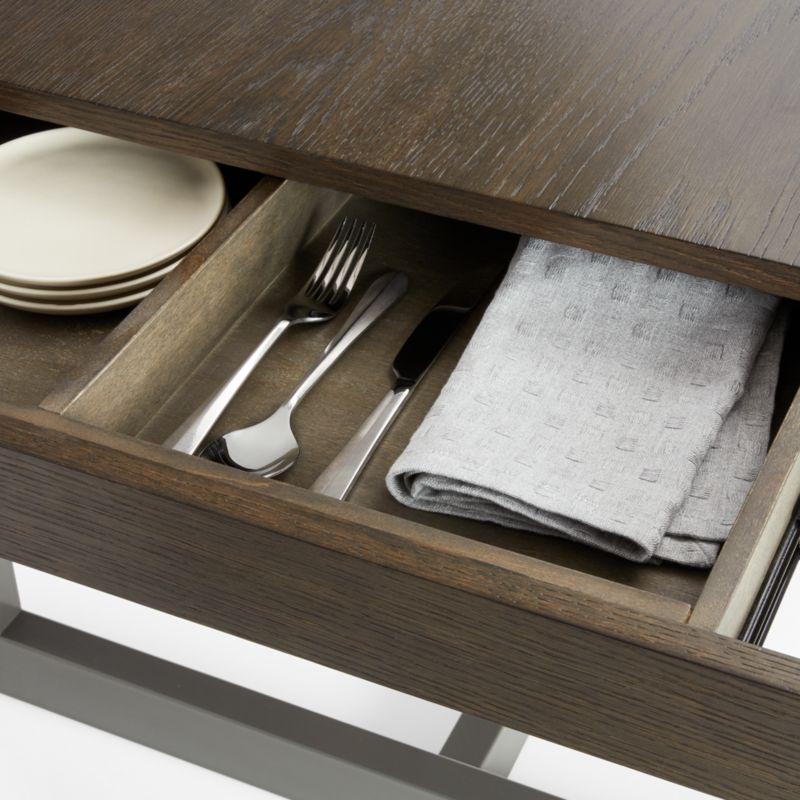 Archive Square Extension Dining Table