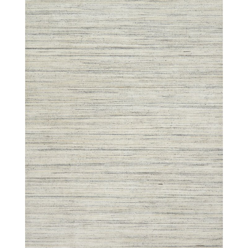 Vaughn Hand Knotted Ivory Area Rug Rug Size Rectangle 5 6 X 8 6 Perigold