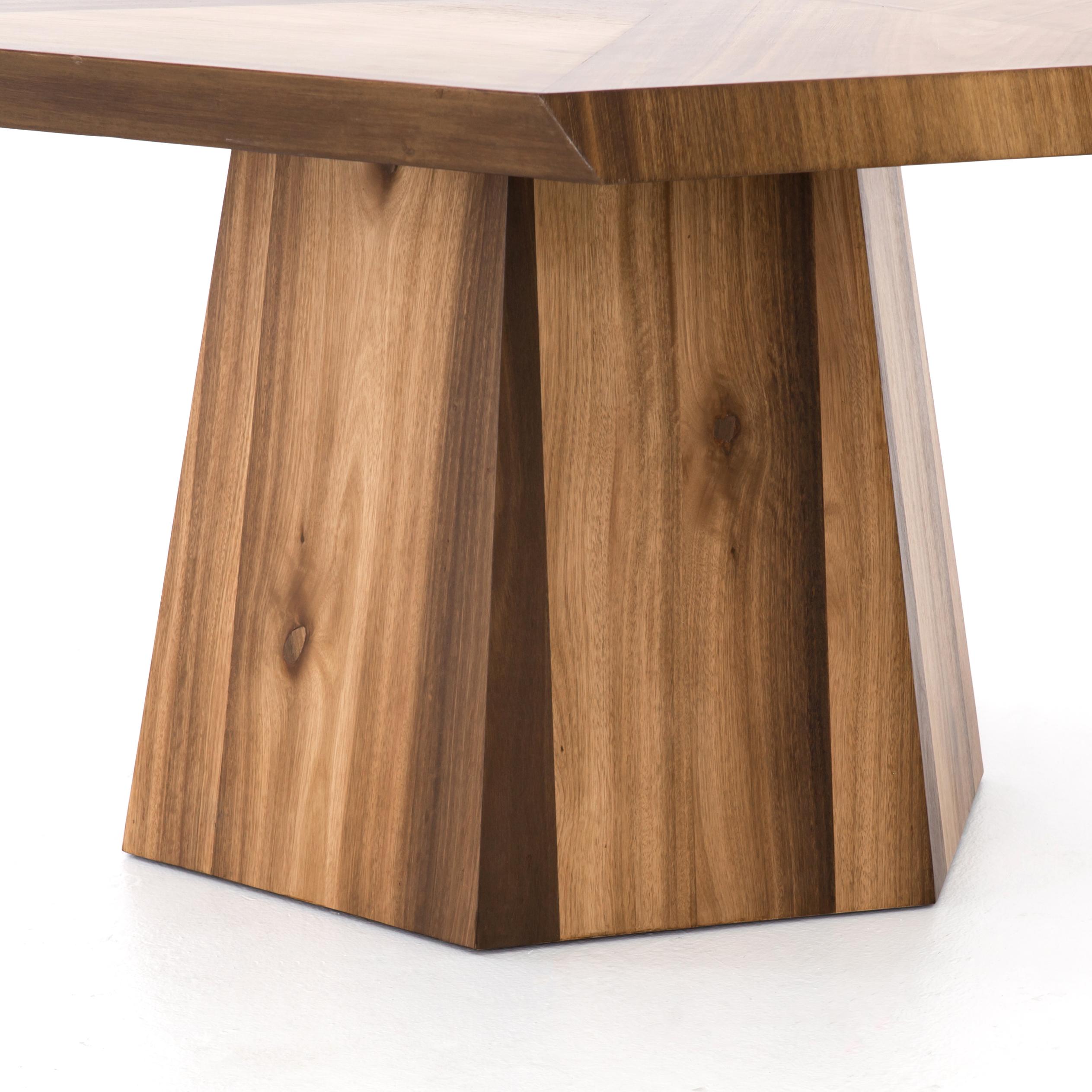 Herschel Dining Table, Blonde