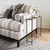 Zoe Side Table   - Ballard Designs