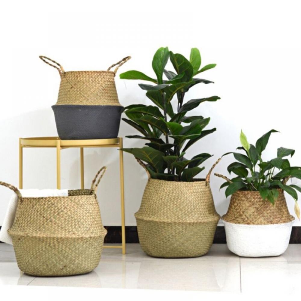 Talia Basket, Large, Natural