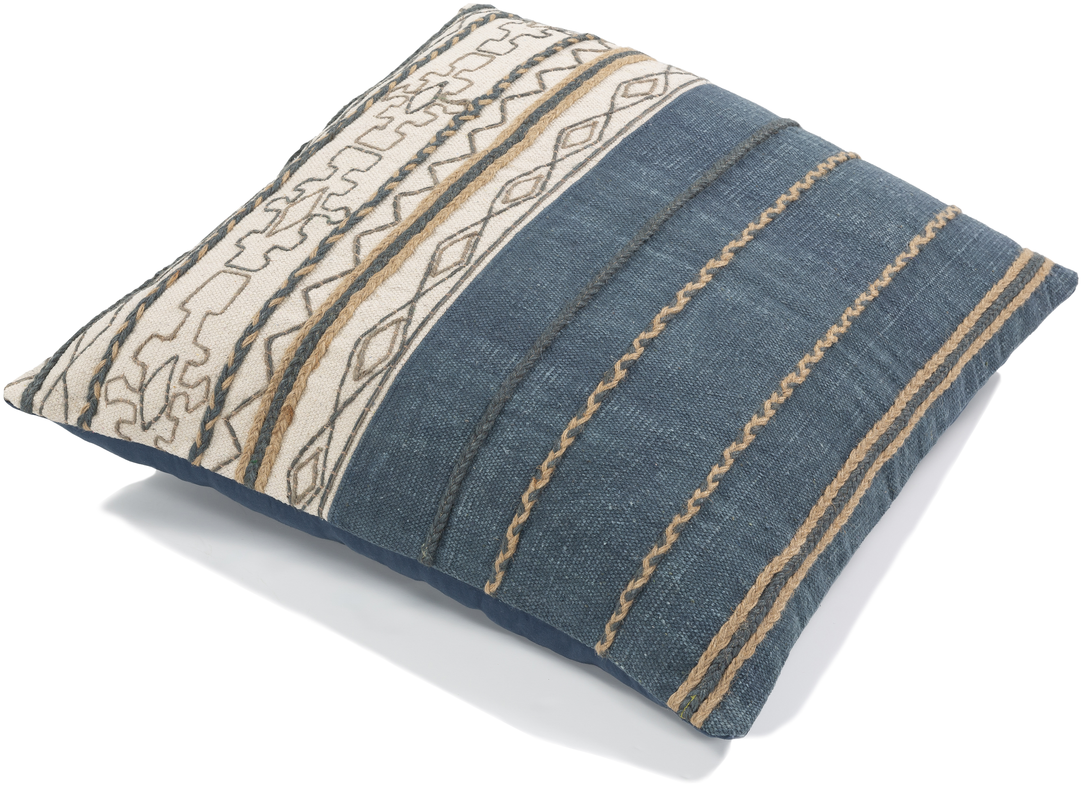 Holston Pillow Shell with Polyester Insert