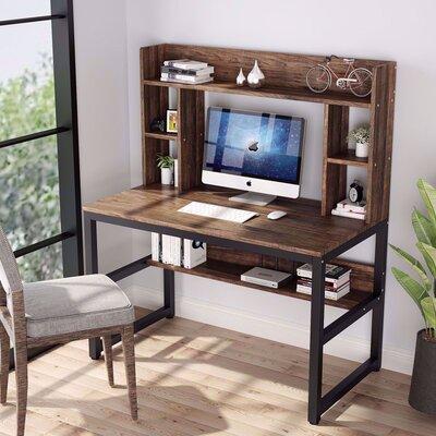 Desk With Hutch Wayfair