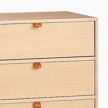 Nash Storage Extra Wide Dresser, Natural, WE Kids