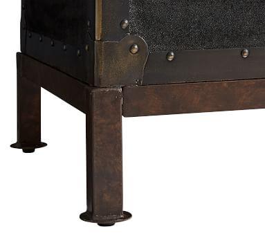 Ludlow Nightstand, Black